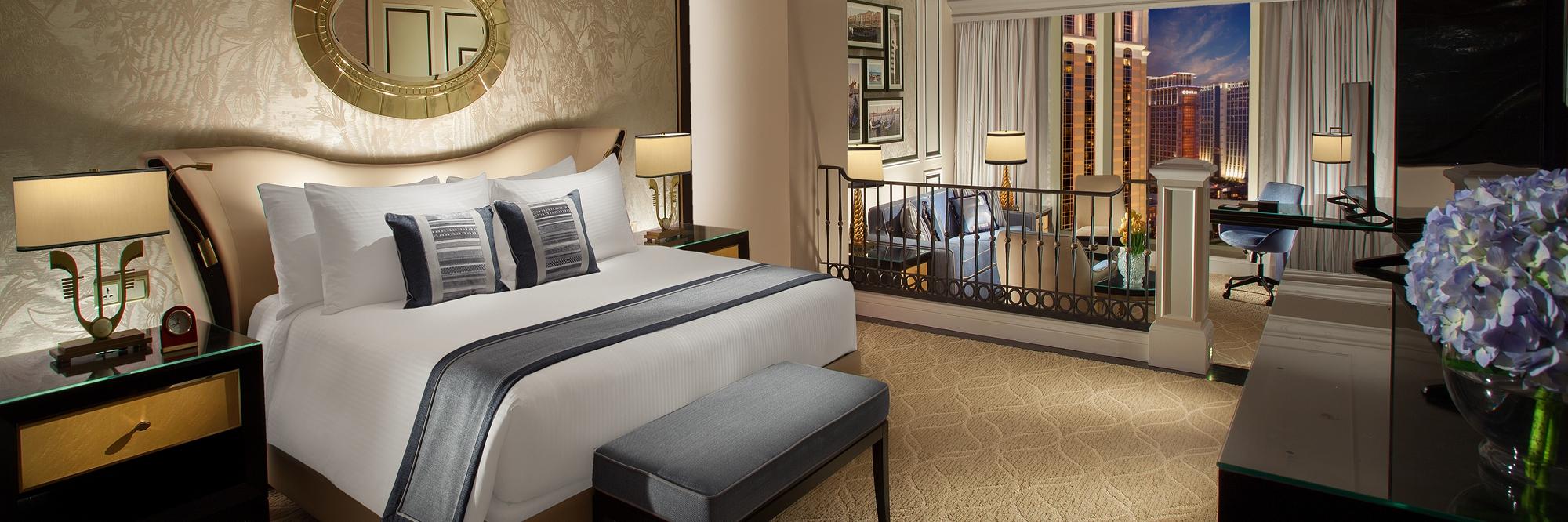 Macau Venetian Hotel Royale Suites Room