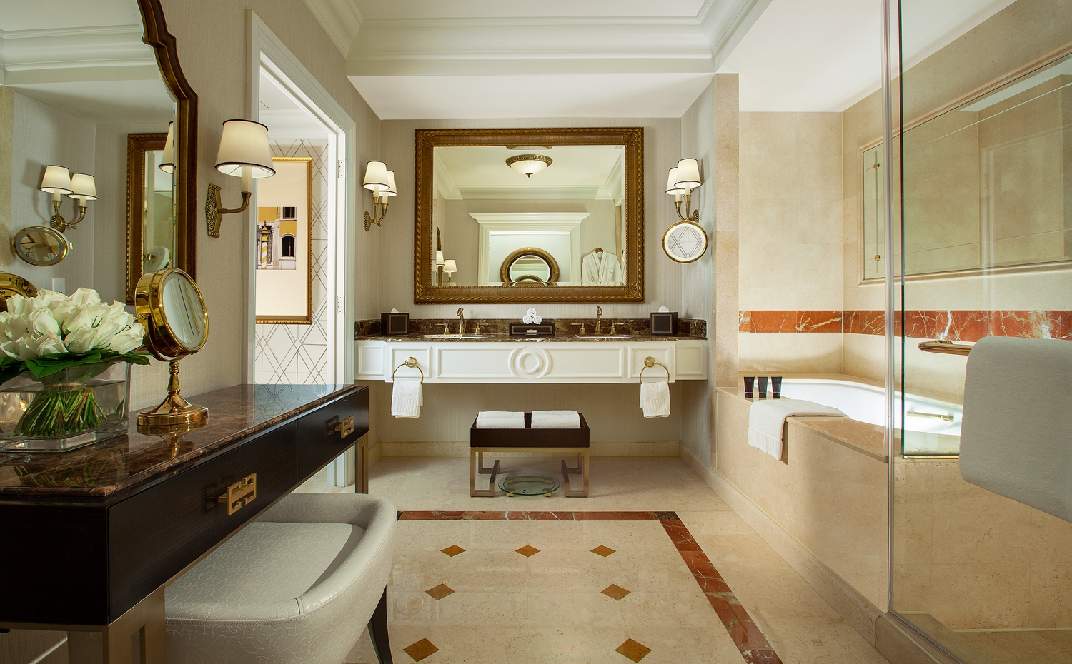 The Venetian Macao Royale Suite with breakfast