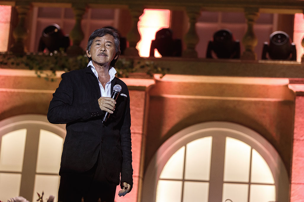 George Lam 40th Anniversary Concert Macao