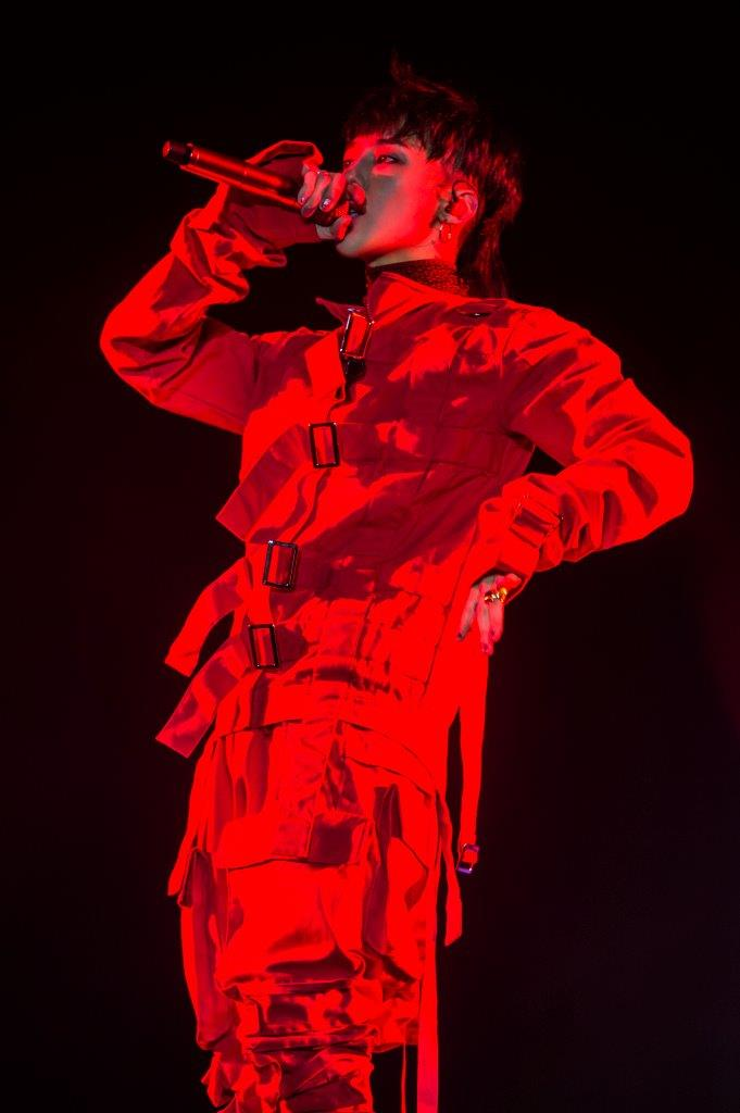 G-DRAGON CAPTIVATES FANS AT THE VENETIAN MACAO WITH HIS 'G-DRAGON 2017 WORLD TOUR IN MACAO'