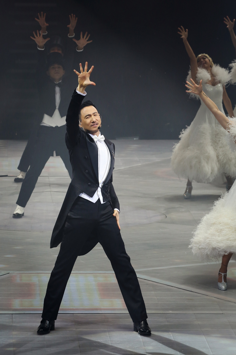 Music Legend Jacky Cheung to Perform at The Venetian Macao Cotai Arena in August