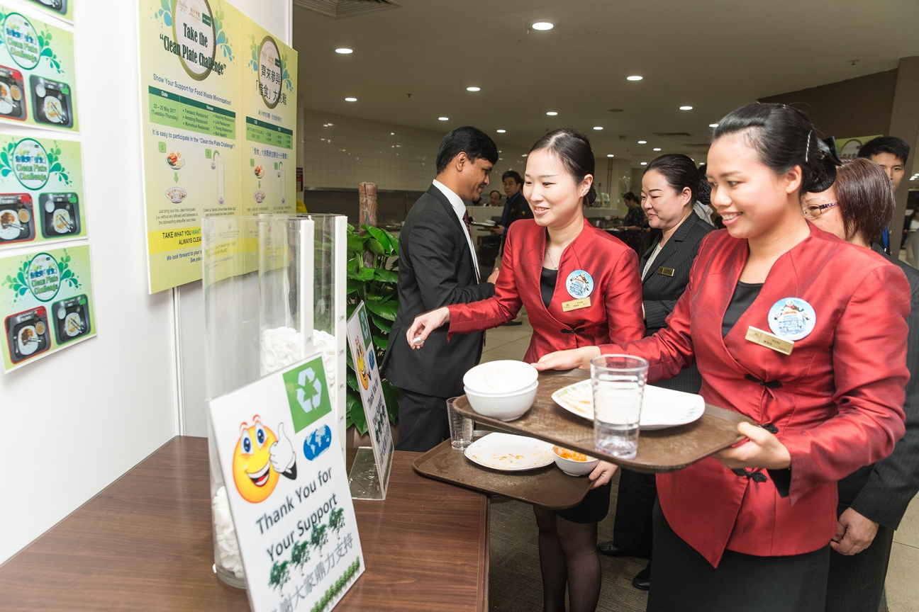 Sands China Participates in World Hunger Day 2017