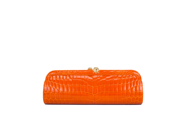 KWANPEN Eleno Clutch 1389 - Orange