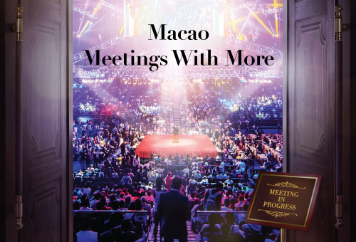 """Macao Meetings with More"" 패키지"