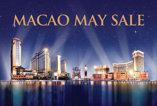 macao may sale