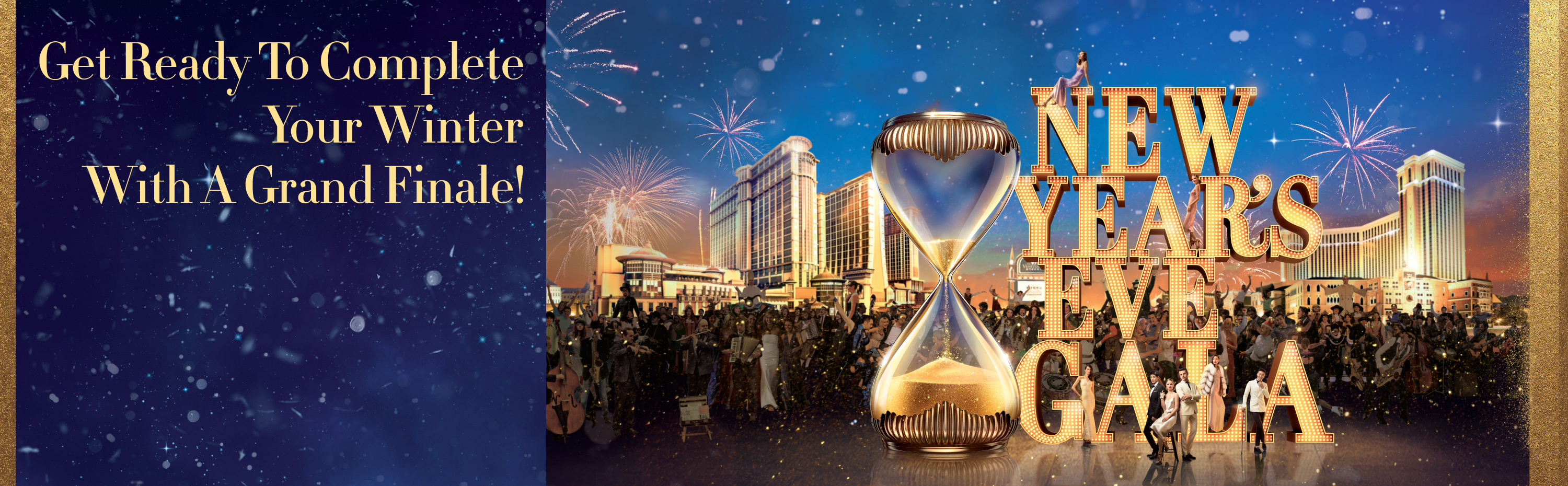 new years eve gala venetian macao