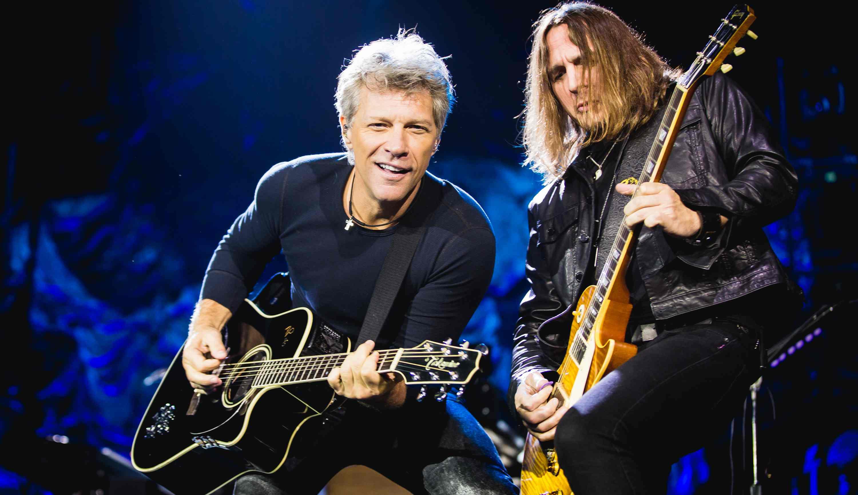 Bon Jovi Live in Macao | Entertainment | The Venetian Macao