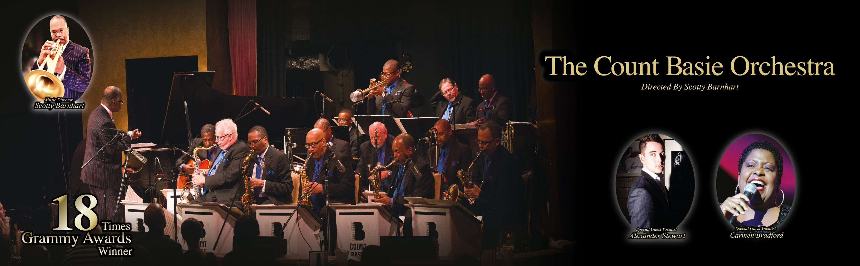The Count Basie Orchestra Macau