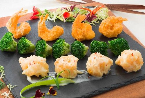 Canton Venetian Hotel Dining Macao Cantonese Food