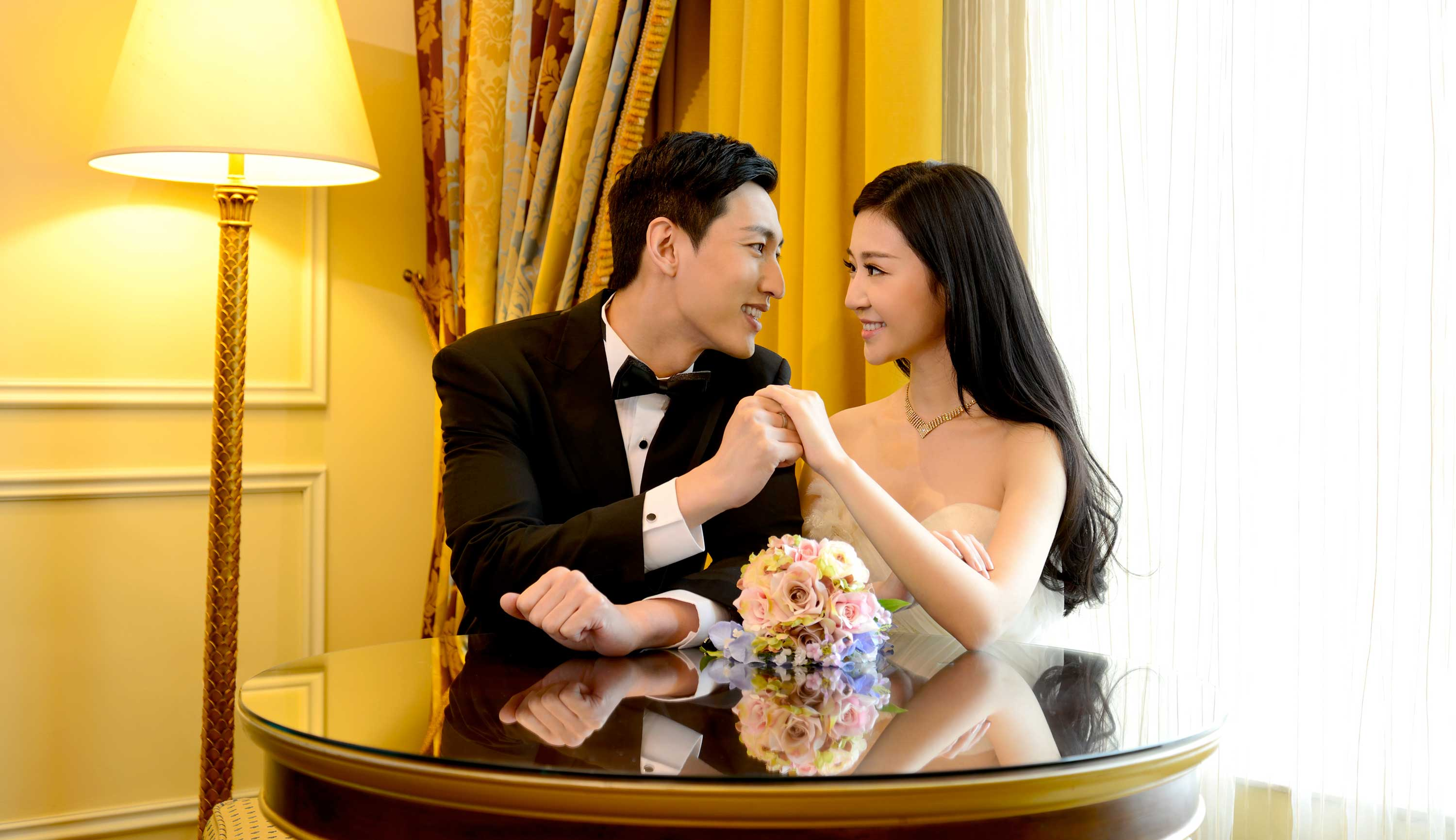 Wedding Photography at The Venetian Macao