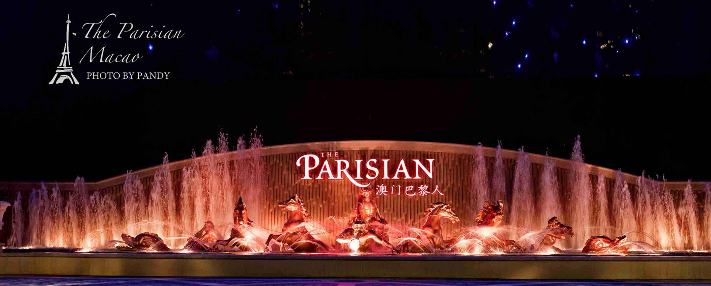 Dream of Paris at the Parisian Macao