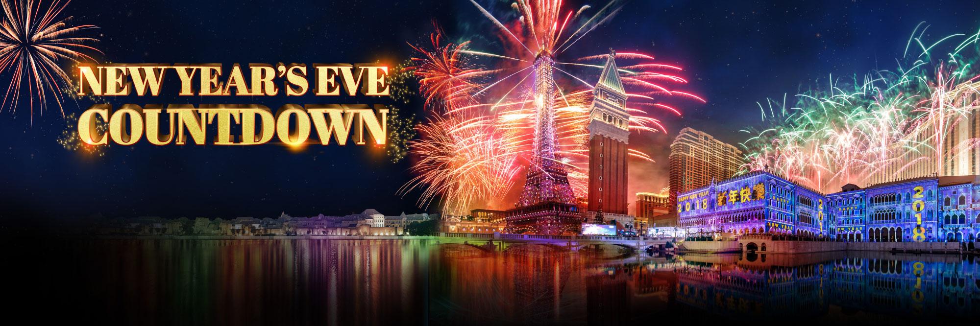 Nye Countdown Live